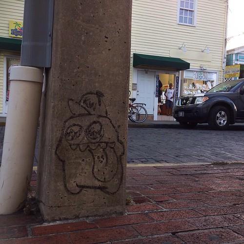 #graffiti #streetart #keywest #florida