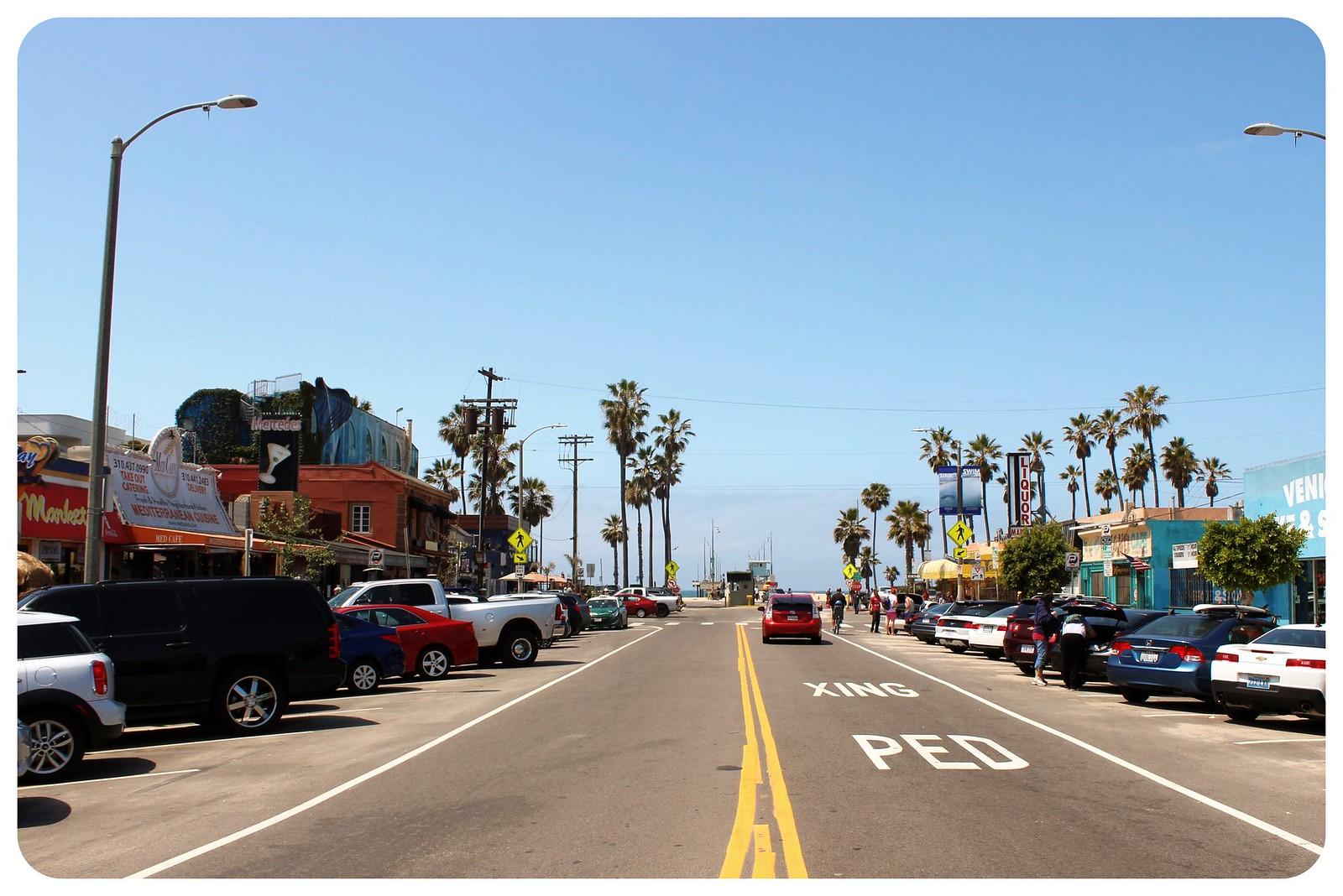 venice beach road