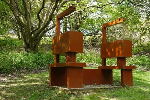 Museum of Steel Sculpture