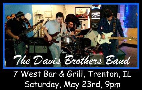 Davis Brothers Band 5-23-15