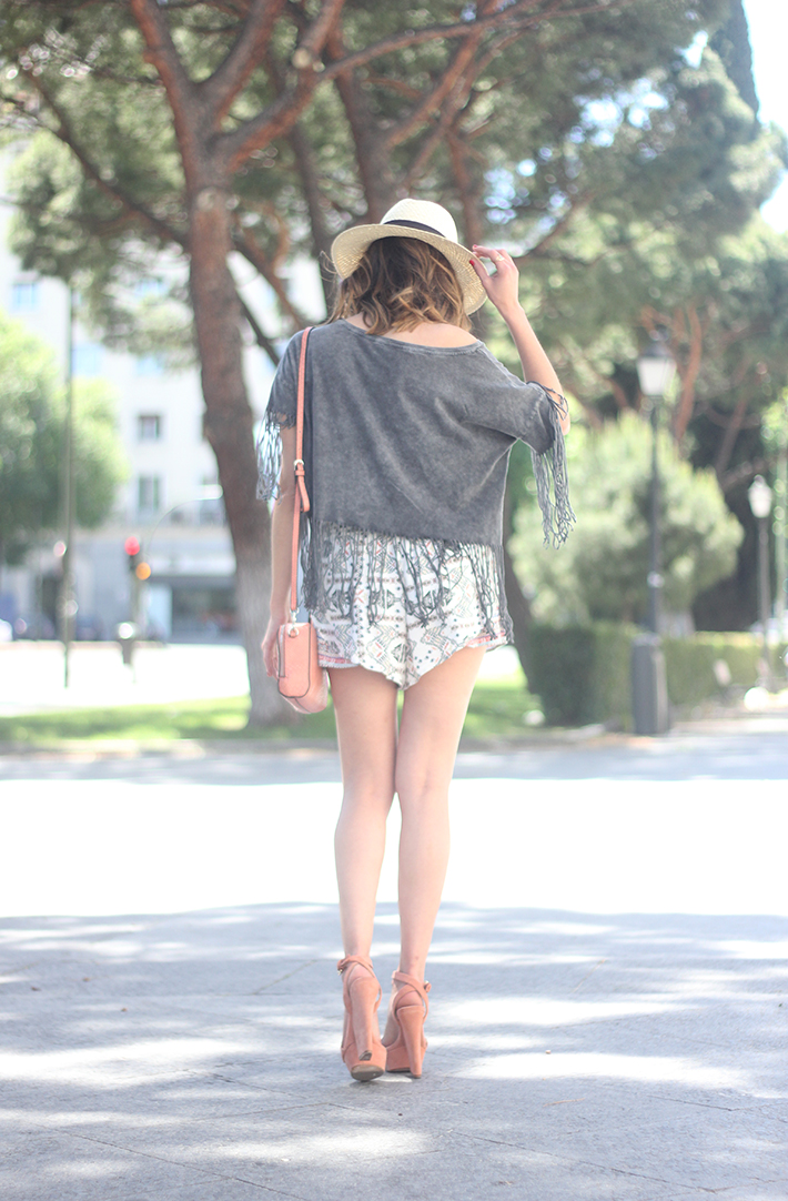 Boho Style Outfit C&A05