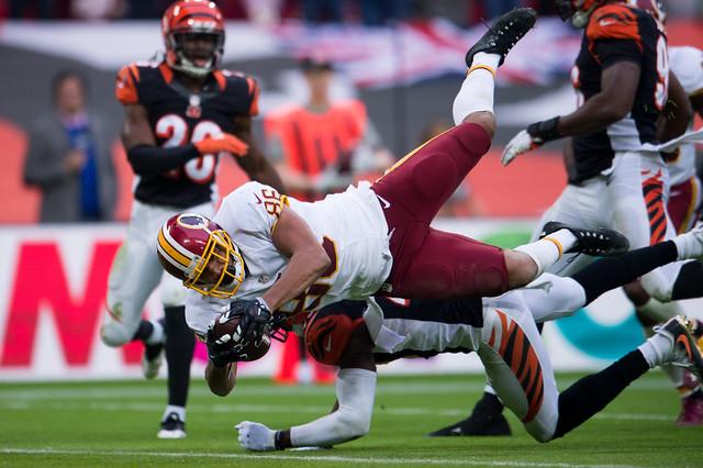 NFL Bengals v Redskins 122