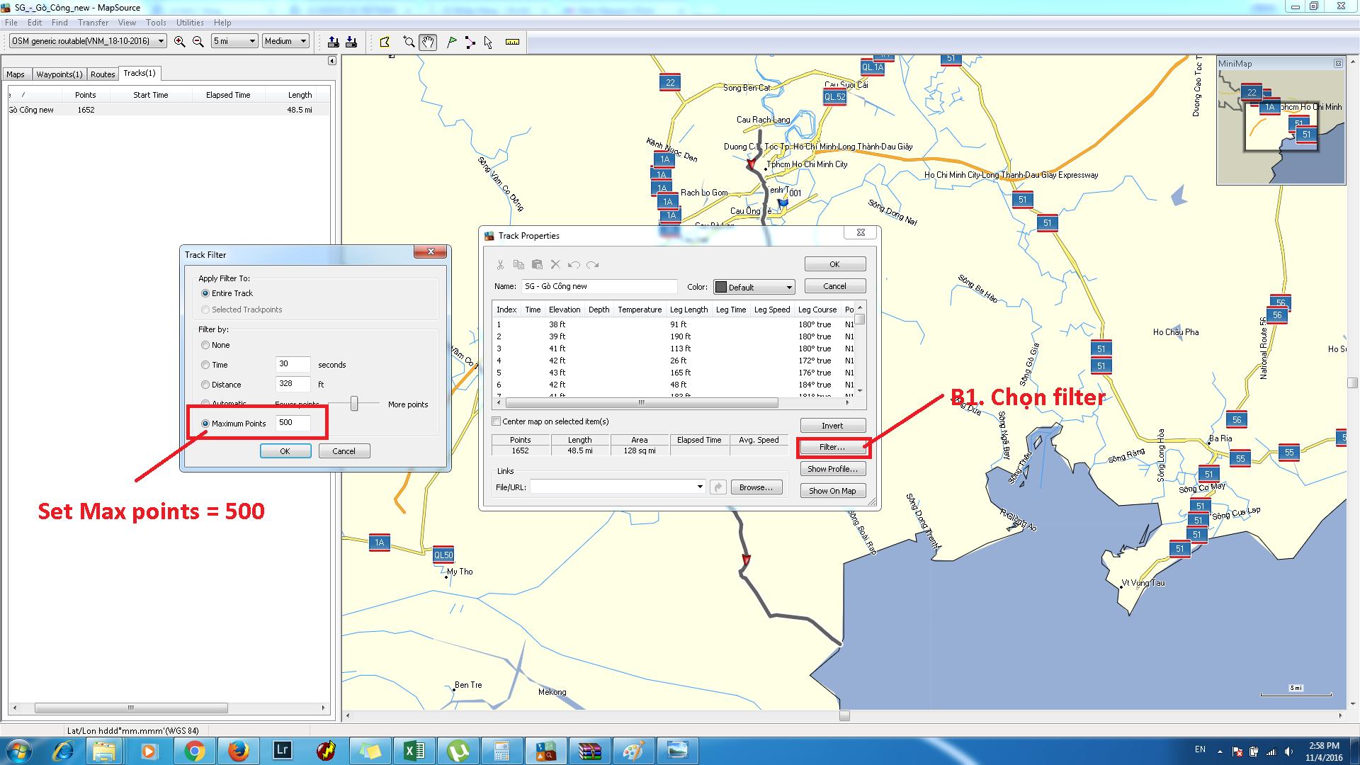 Thảo luận - [Batshop vn] Hướng dẫn sử dụng Garmin Map : cài đặt map