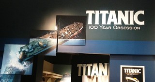 Titanic exhibition entrance | by Lory_DC
