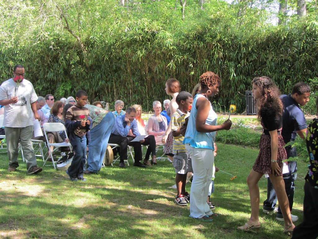 Easter At Mynelle Gardens Added By Nm Uucj Flickr