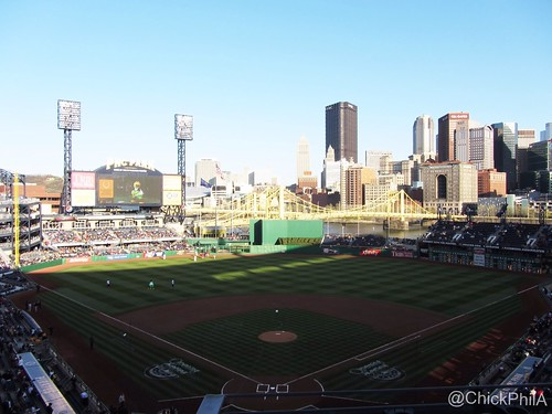 Phillies @ Pirates 4/7/12 | by ChickPhilA