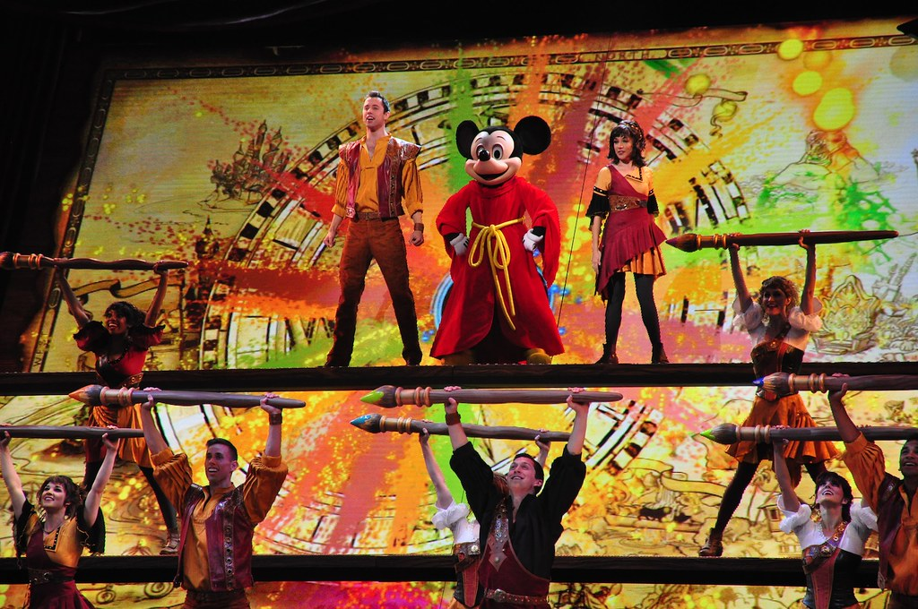 Mickey and the Magical Map debut at Disneyland | Inside ...