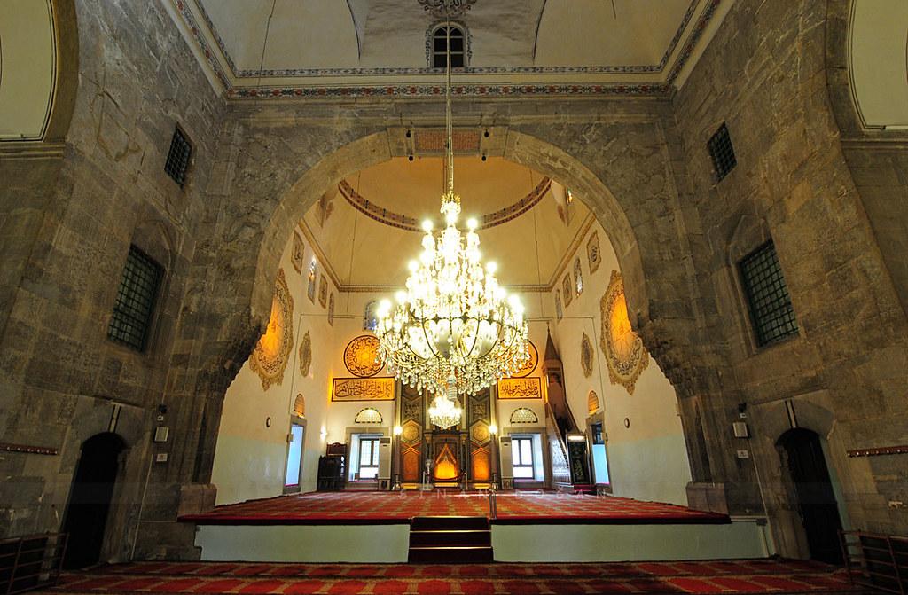 Yıldırım Beyazıt Camii - Bursa   Yıldırım Beyazıt Camii ...   1024 x 671 jpeg 484kB