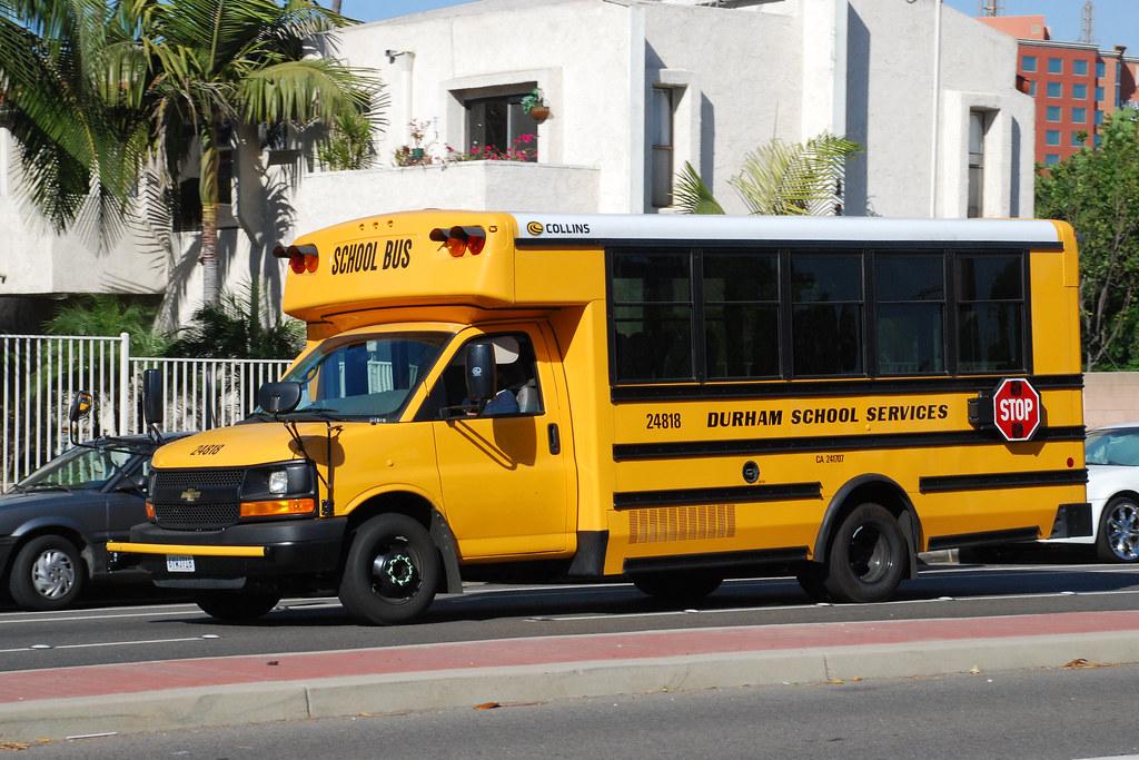 Durham School Services ChevroletCollins Cutaway School