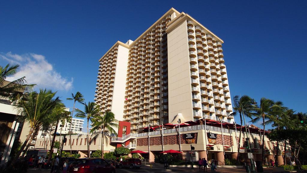Aston Waikiki Beach Hotel Ocean View Room