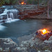 The Falls of Dismal Creek