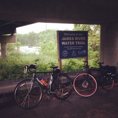 Coffee Ride to Galloway Greenway Iron Bridge - Springfield Sunrise Coffee & Bicycle Club.