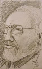 JKPP Ramon Alcain by Bill Fulton watercolors