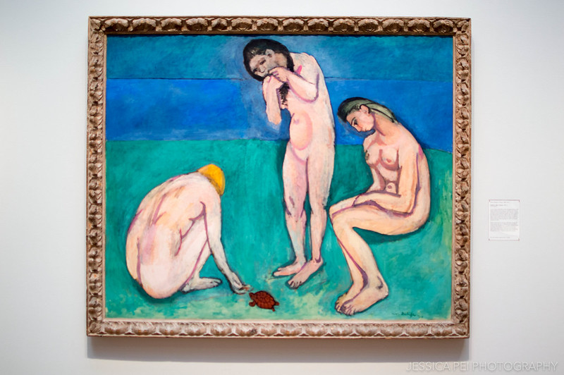 Bathers with a Turtle - Henri Matisse