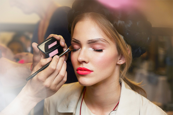 Chanel Resort 2016 Collection Makeup