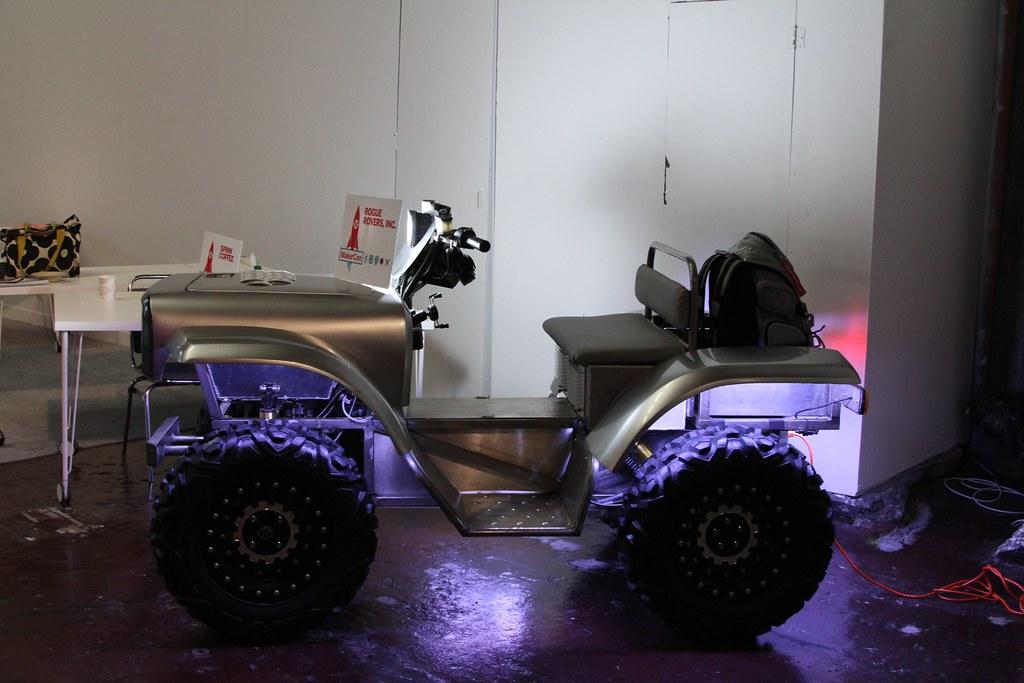 Rogue Rover