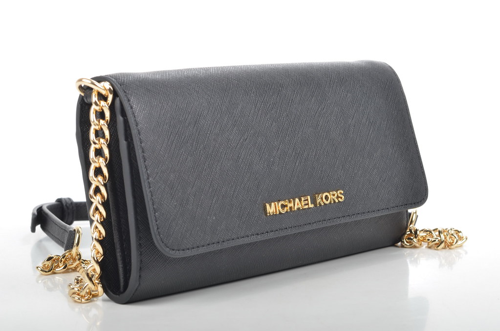 michael kors jet set travel wallet on a chain crossbody flickr. Black Bedroom Furniture Sets. Home Design Ideas