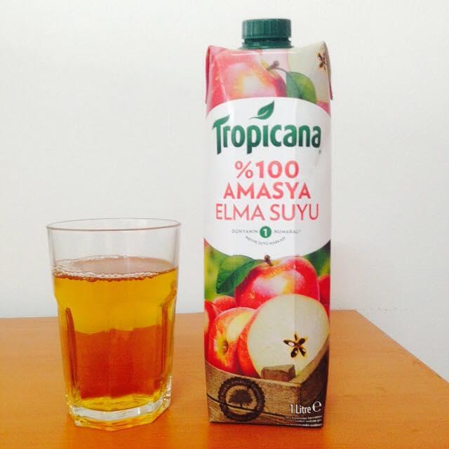 蘋果汁 elma suyu