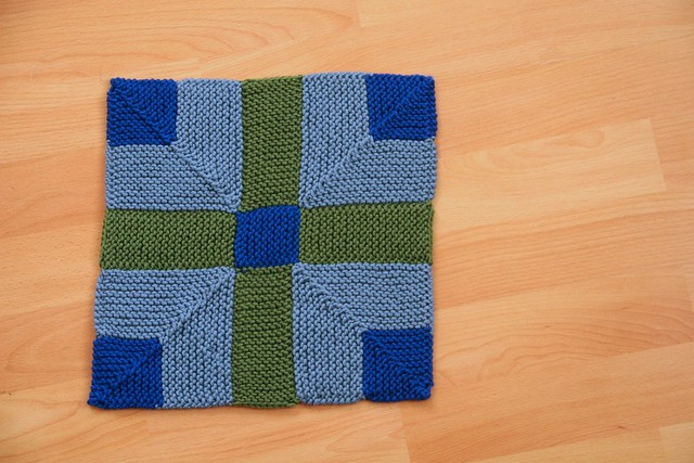knit double v block 1