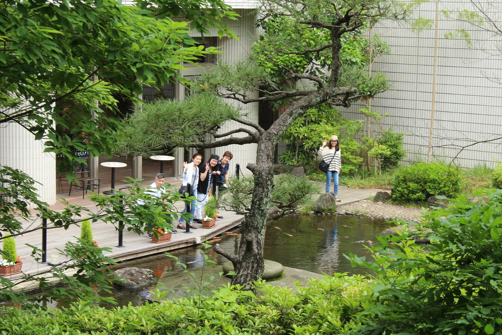 The Garden at Narita Excell Tokyu Hotel