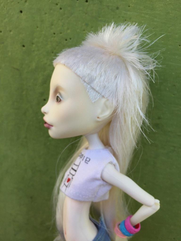 Yolandi Visser Doll Www Ebay Com Itm Yolandi Visser