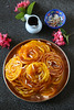 Thumbnail image for Homemade Jalebi | Jilebi