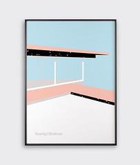 Tom Pigeon Koenig - Shulman Print