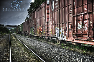 Train Yard | by Kevin Vyse Photography