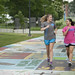Jog on a Colorful Canvas