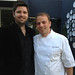 My brother Greg w Chef Tony DiSalvo