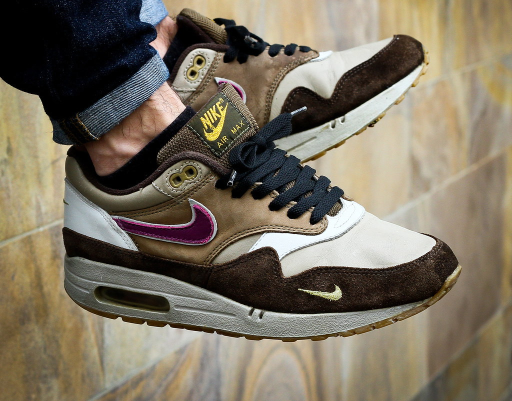 innovative design 8a275 4f3d4 ... coupon code for nike air max 1 b atmos viotech pic by max klein by  beeh123
