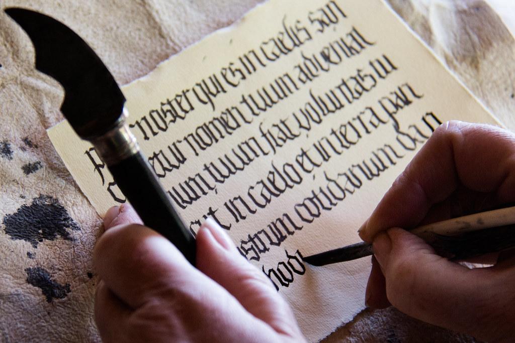Medieval craftsman essay