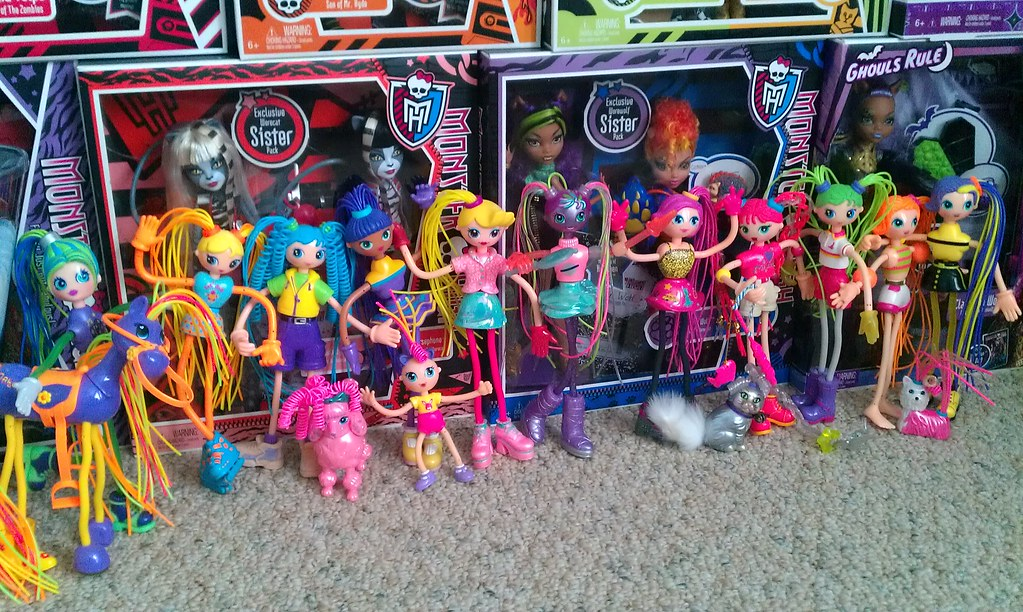 Betty Spaghetty Collection I Only Need To Get 6 More And