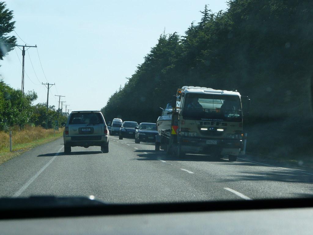 Ashburton New Zealand  city images : Route 1, northeast from Ashburton, New Zealand P1240454 | Flickr