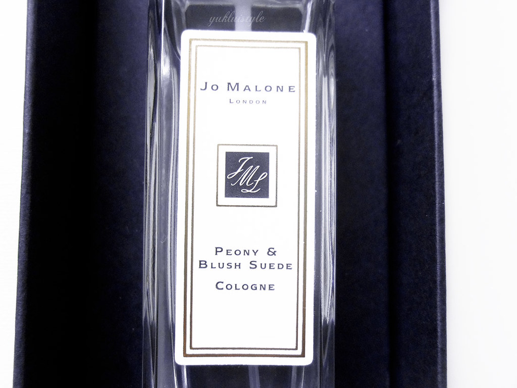 Jo Malone Peony & Blush Suede Cologne review