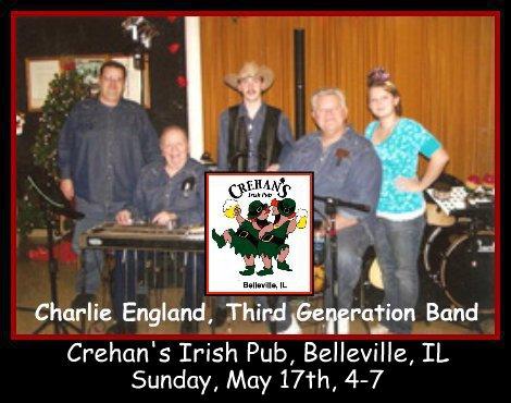 Charlie England 5-17-15