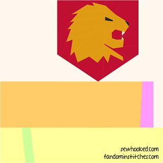 2015 PoD Update - Block 19 (Gryffindor Crest)