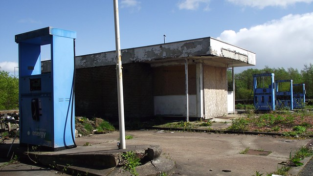 this petrol station is no more, it has ceased to be 019
