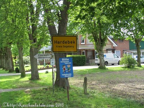 © Füerwehr und Dörpshus Hardebek Radtour Auenland 20150515