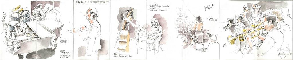 Big Band del Conservatorio Superior de Música