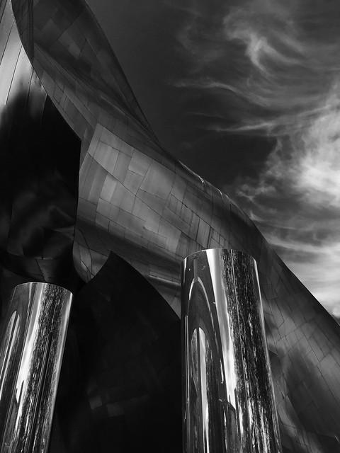 Metal and Sky