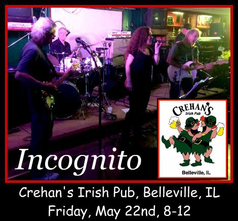 Incognito 5-22-15