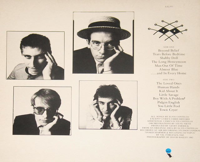 Elvis Costello & The Attractions - ibMePdErRoIoAmL (imperial Bedroom)