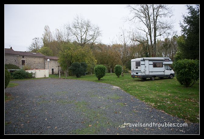 Chef-Boutonne (Camping Le Moulin)