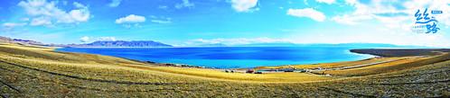 赛里木湖2