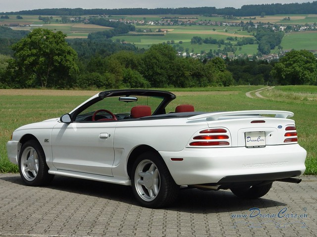 ford mustang gt convertible 1994 04 flickr photo sharing. Black Bedroom Furniture Sets. Home Design Ideas