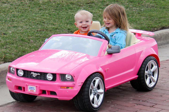 22 Mar Kids Barbie Car Lnr 22 Jamie Flickr