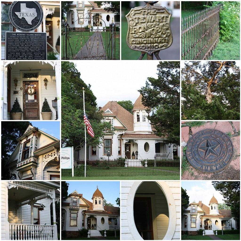 Renfro-Clark Home In Burleson, TX