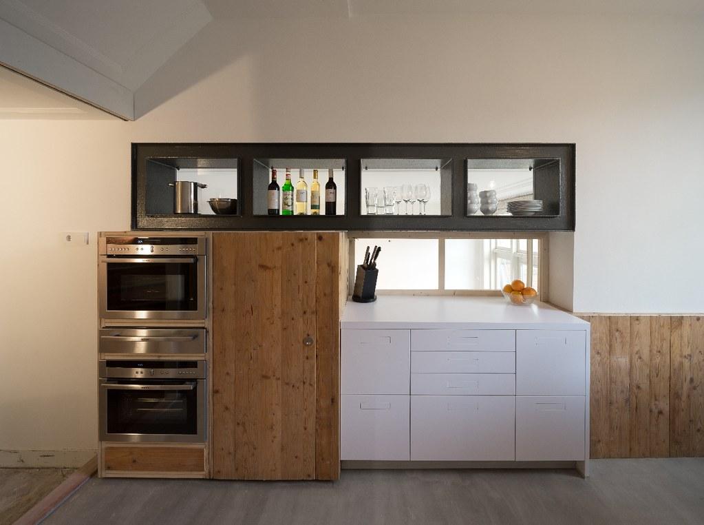Keukenkasten Laminaat : Herenhuis heemraadssingel // nieuwe keuken ...