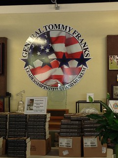 General Tommy Franks's Museum.